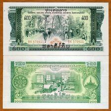 Lao / Laos, 200 Kip, ND Pick 23Aa, UNC   Pathet Government