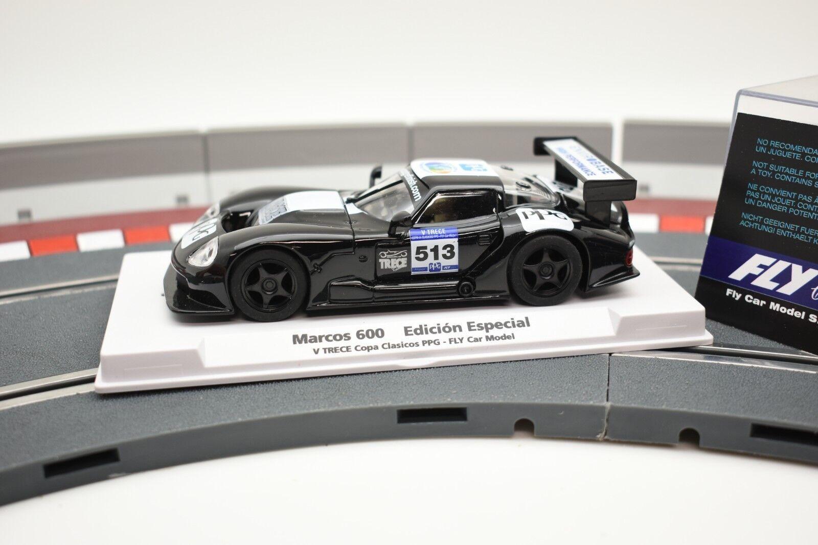 99070 FLY CAR MODEL 1 32 SLOT CAR MARCOS LM600 ED. ESPECIL V TRECE