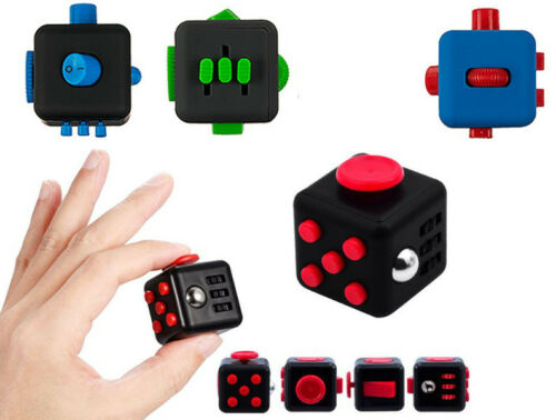 1 Fidget Cube sensory stress autism toy class occupational therapy