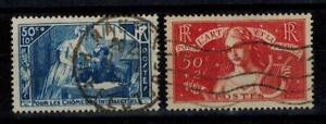 a25-timbres-France-n-307-308-obliteres-annee-1935
