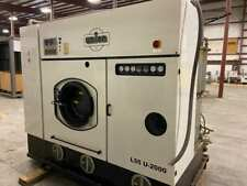 Used Union L55 U2000 Self Contained Drycleaning Dry Clean Machine