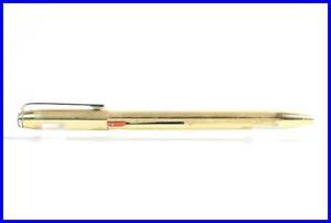 1960er-Multi-2-Color-Metal-Kugelschreiber-golden-oder-vergoldet-Germany