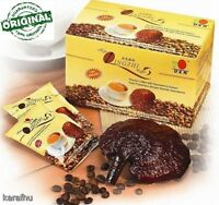 2 Boxes Dxn Lingzhi Black Coffee With Ganoderma Extract Sugar Free Arabica
