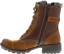 Earth-Spirit-Winter-Boots-Ladies-Mid-Calf-Leather-Faux-Fur-Buckle-Lace-Zip-Shoes thumbnail 6