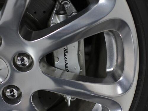 Maserati GHIBLI SQ4 Quattroporte GranTurismo O.E REAR Brake Pads 2007-2019 NEW!