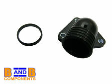 BMW E36 TOP RADIATOR COOLANT WATER HOSE FLANGE 316I -318I M43 11531743199 A576