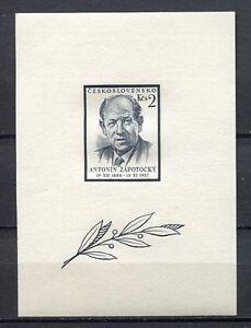 33355-Czechoslovakia-1954-MNH-A-Zapotocky-S-S