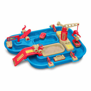 American-Plastic-Toys-APT-16400-Sand-and-Water-Play-Set-for-Ages-1-5-and-Up