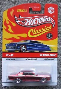 1:64 Hot Wheels 70 Chevrolet Monte Carlo special paint