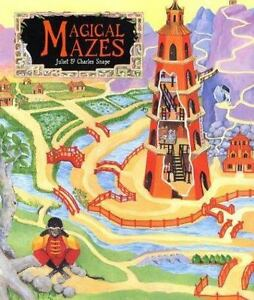 Magical-Mazes-by-Charles-Snape-Juliet-Snape