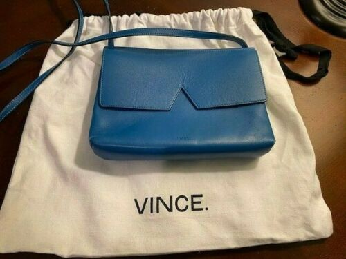 Small Vince Leather cross body bag