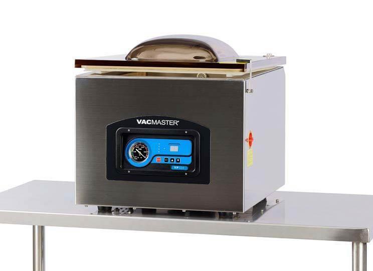 Vacmaster VP321 Chamber Vacuum Sealer w  Two 17in Seal Bar 1.5 HP