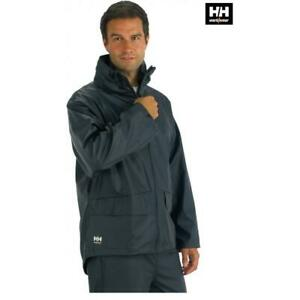 Helly-Hansen-Mens-Adult-Waterproof-Workwear-Voss-Outerwear-Jacket-Coat-70180