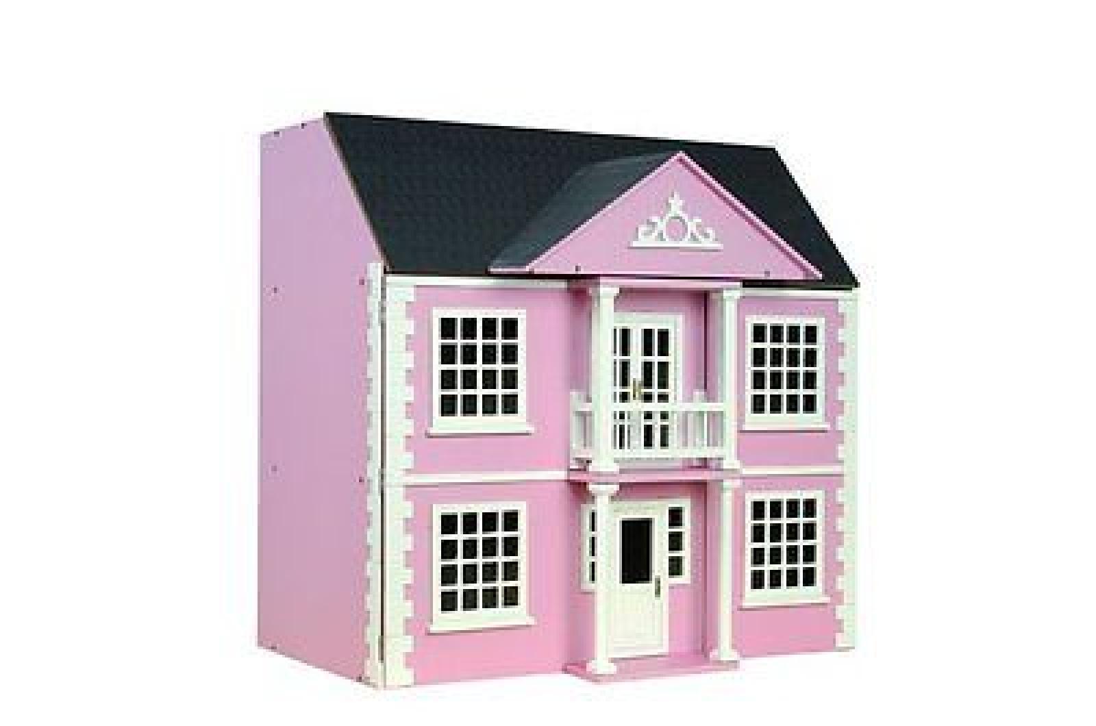 Dolls House. Nuovonham Manor, Streets Ahead. DH033P esterno decorato GRATIS P&P