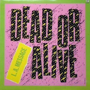 Details about L A  Message Dead Or Alive , D-D-D-D-Don't Go (Remix) Italian  12