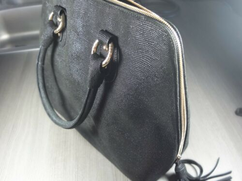 Russell and Bromley Borsa in pelle nera