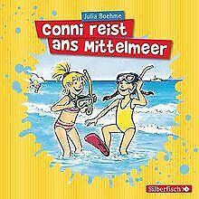 Conni-reist-ans-Mittelmeer-1-CD-von-Boehme-Julia-Buch-Zustand-gut