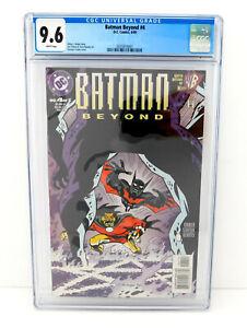 BATMAN-BEYOND-4-CGC-9-6-White-Pages-1999