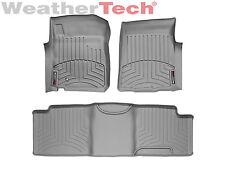 WeatherTech DigitalFit FloorLiner for Ford F-150 Ext. Cab - 2000-2003 - Grey