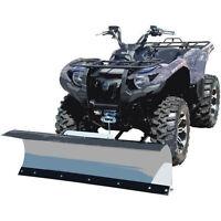 Kfi 54 Inch Pro Series Atv Snow Plow Kit For Suzuki Kingquad 300 99-01 Models
