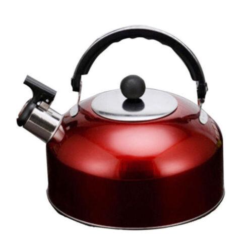Wasserkessel Wasserkocher Teekessel Flötenkessel Ofenkessel Edelstahl 3 L