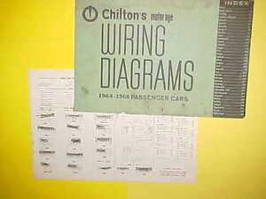 details about 1964 1965 1966 1967 1968 rambler american classic marlin javelin wiring diagrams 1967 Rambler American Wiring Diagram 1962 1963 1964 1965 1966 1967 rambler