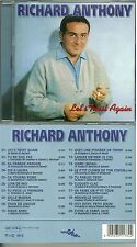 CD - RICHARD ANTHONY : LET' S TWIST AGAIN / COMME NEUF