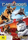 Cats & Dogs / Cats & Dogs 2 - The Revenge Of Kitty Galore (DVD, 2011, 2-Disc Set)