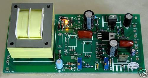 BATTERIE ELIMINATOR REGULATED FOR OLD BATTERIE TUBE RADIOS