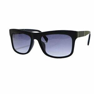 Diesel Black Plastic Frame Grey Lens Unisex Sunglasses DL0177D5702B