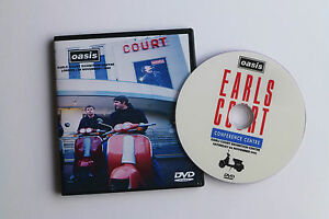 OASIS-LIVE-at-EARLS-COURT-NOV-95-WHAT-039-S-THE-STORY-MORNING-GLORY-TOUR-live-DVD