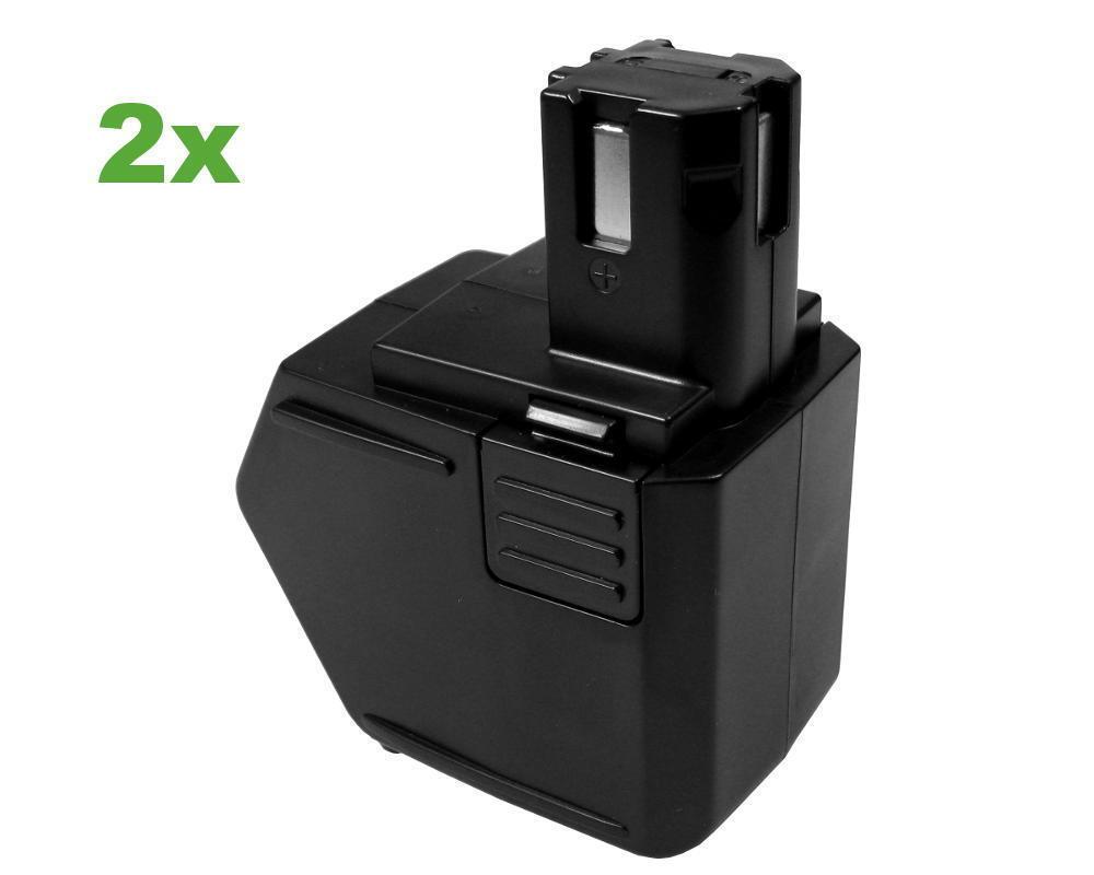 2x AKKU 12V 3300mAh ersetzt Hilti SBP12 SFB125 SFB105 00315082 battery