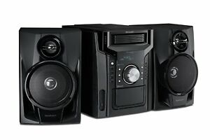 Sharp-CD-BH950-240W-5-Disc-Mini-Shelf-Speaker-System-with-Cassette-and-Bluetooth