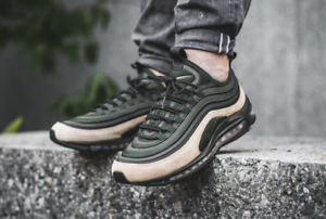 Details about NIKE AIR MAX 97 CARGO KHAKI MUSHROOM BRAND NEW IN BOX, UK SIZES 7, 11