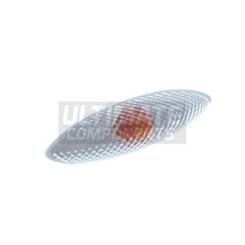 Toyota Yaris Hatchback 6//1999-2//2006 Non-LED Clear Side Repeater Drivers Side