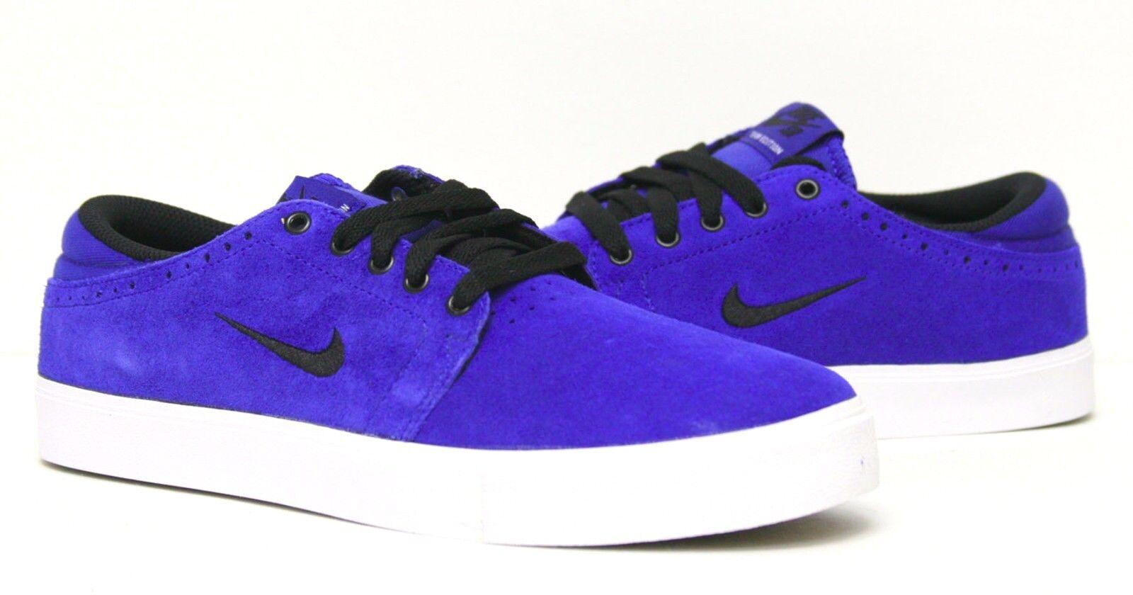 Nike Uomo Shoes SB Team Edition Skateboarding Shoes 487597-409 Uomo Size 7.5&8.5