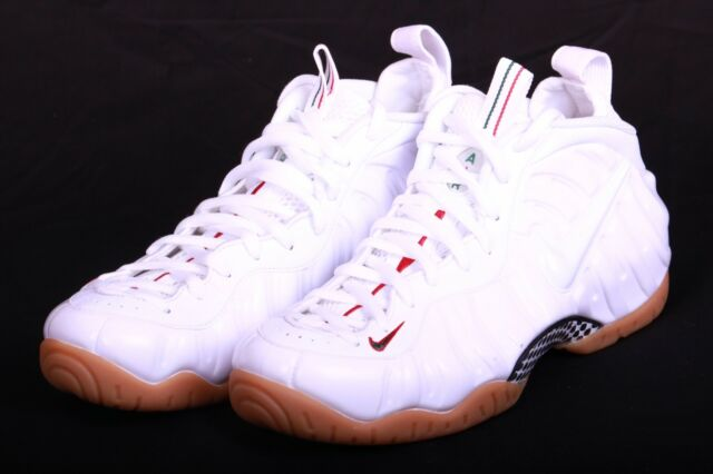 separation shoes 3a8e7 c2143 Nike Air Foamposite Pro Size 9.5 Mens Winter White Foams 624041 102