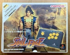 Soul-Edge-Namco-Joy-Stick-Controller-Only-Playstation-PS-Joystick-Arcade