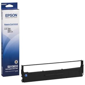 Epson S015633 Lq-350 Ribbon Cartridge