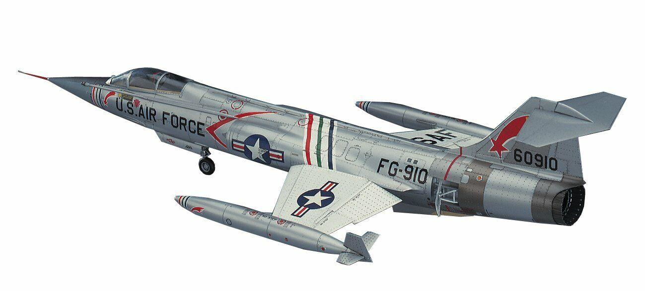 Hasegawa F-104C Starfighter U.S.A.F. Toy