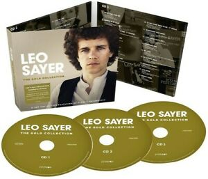 Leo-Sayer-The-Gold-Collection-3-CD-Digipak-NEW
