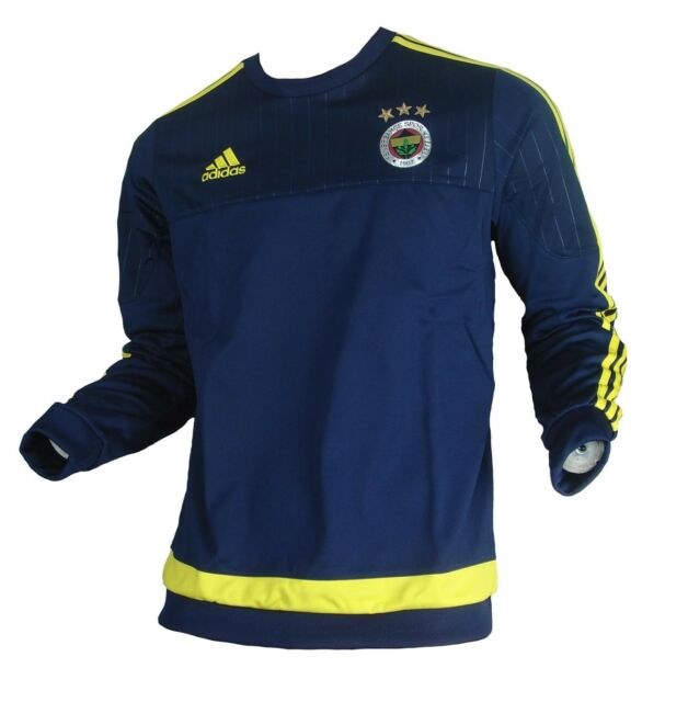 adidas Fenerbahce Istanbul Sweatshirt Trainings Top Gr.s
