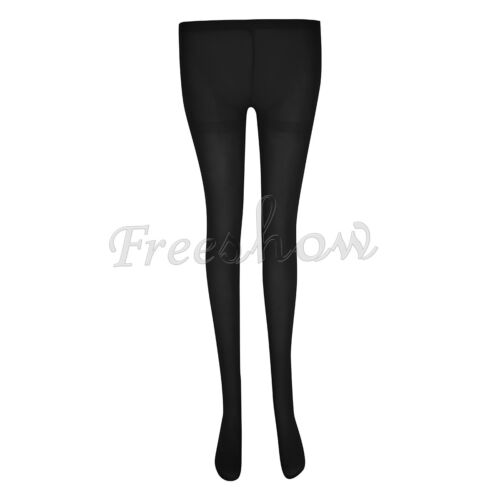 Women Girls Ballet Dancewear Footed Tights Dress Convertible Outfits For Ladies