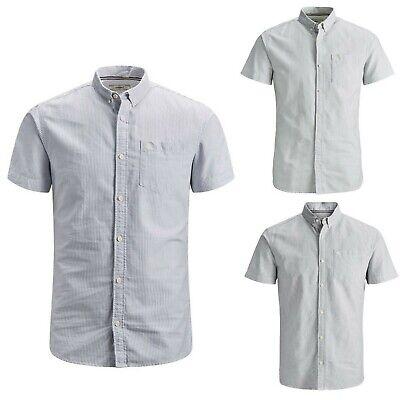 Jack&Jones Hombre Camisa rayas larga 21787