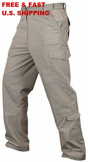 Condor 608 Sentinel Tactical Cargo Pants New With Tags Khaki 34 X 37 (Open Hem)