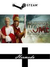 Hegemony Rome: The Rise of Caesar Steam Key - for PC Windows (Same Day Dispatch)