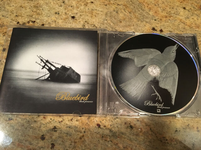BLUEBIRD Black Presence CD Dopamine Records white zombie rare qotsa Earthlings