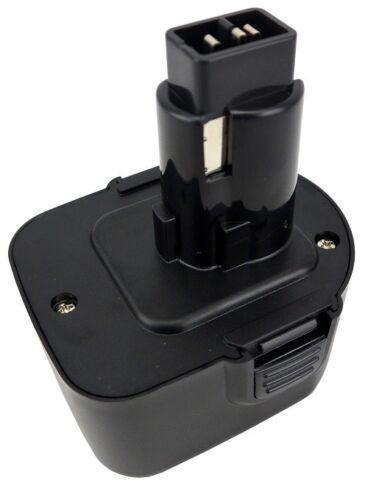 28 Series: 2802k dc9071 Werkzeugakku Batterie pour Dewalt dw9072 2812
