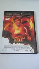 """DVD """"MONSTER'S BALL"""" MARC FOSTER HALLE BERRY HEATH LEDGER"""