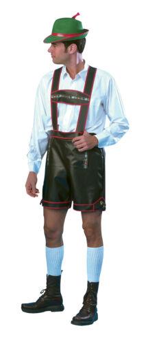 Homme Allemand Man FF Costume Oktoberfest Bavaroise européenne Fancy Dress Outfit